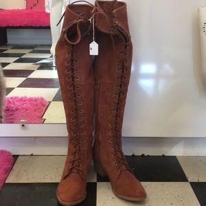 cdbcf65c3 Women Burnt Orange Boots on Poshmark